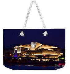Adrienne Arsht Center Performing Art Weekender Tote Bag