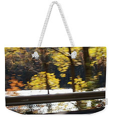 Advance Weekender Tote Bag