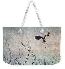Aerial Dance Weekender Tote Bag
