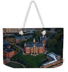 Aerial Of Woodburn Hall Weekender Tote Bag