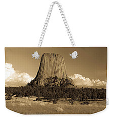 Afernoon Storm On The Way Weekender Tote Bag