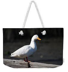Aflac Weekender Tote Bag