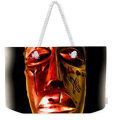 Weekender Tote Bag featuring the digital art Africa by Daniel Janda