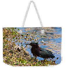 After Fishing Weekender Tote Bag