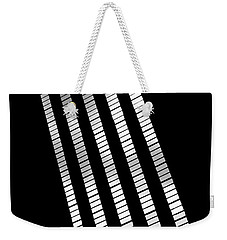 After Rodchenko 2 Weekender Tote Bag by Rona Black