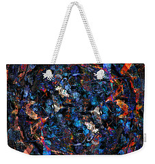 Weekender Tote Bag featuring the photograph After Thanksgiving by Stephanie Grant