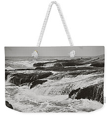 After The Crash Weekender Tote Bag