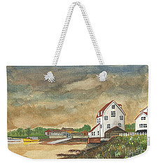After The Storm Weekender Tote Bag by John Williams