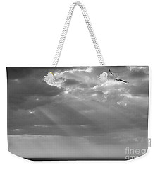 After The Storm Weekender Tote Bag by Mariarosa Rockefeller