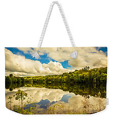 After The Storm Weekender Tote Bag by Sherman Perry