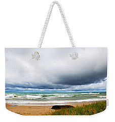After The Storm Waterscape Weekender Tote Bag by Christina Rollo