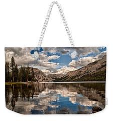 Afternoon At Tenaya Weekender Tote Bag