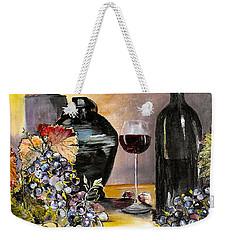 Bottles Of Time Weekender Tote Bag