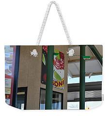 Afternoon Drink Weekender Tote Bag