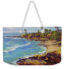 Afternoon Glow 2 /laguna Beach Weekender Tote Bag