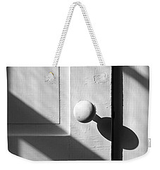 Weekender Tote Bag featuring the photograph Afternoon Shadows by Brooke T Ryan