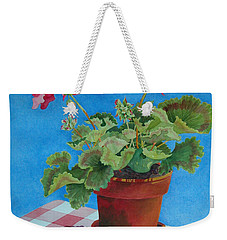 Afternoon Shadows Weekender Tote Bag