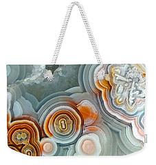 Agate 4 Micro Weekender Tote Bag