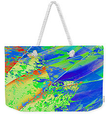Agave Abstract Weekender Tote Bag