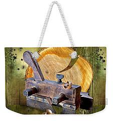 Age Slicer Weekender Tote Bag