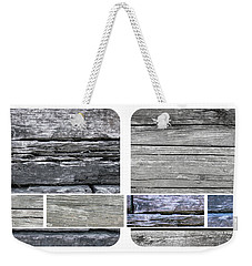 Weekender Tote Bag featuring the photograph Ageing Part One by Sir Josef - Social Critic - ART