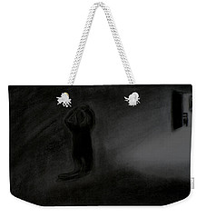 Agony Of The Outside World 1 Weekender Tote Bag