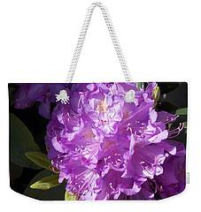 Ah Rhododendron Weekender Tote Bag