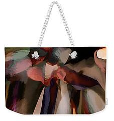 Ahhh Harmony Weekender Tote Bag
