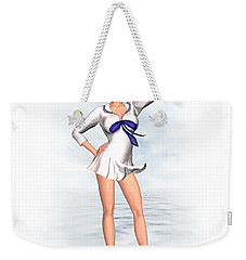 Ahoi Weekender Tote Bag by Renate Janssen