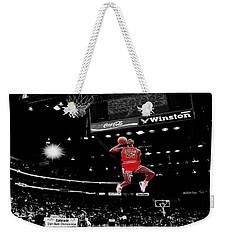 Air Jordan Weekender Tote Bag by Brian Reaves