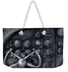 Air - The Cockpit Weekender Tote Bag