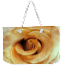 Airbrush Rose Weekender Tote Bag