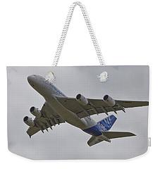 Airbus A380 Weekender Tote Bag