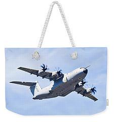 Airbus A400m Weekender Tote Bag