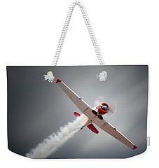 Aircraft In Flight Weekender Tote Bag