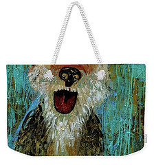 Airedale Terrier Weekender Tote Bag by Genevieve Esson