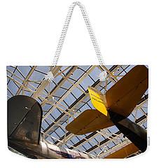 Airplane Rudders Weekender Tote Bag