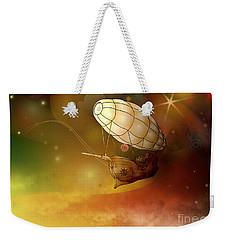 Airship Ethereal Journey Weekender Tote Bag