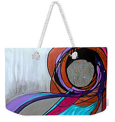 Aishet Chayil Woman Of Valor Weekender Tote Bag