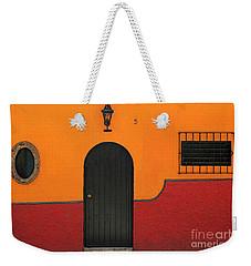 Ajijic Door No.4 Weekender Tote Bag