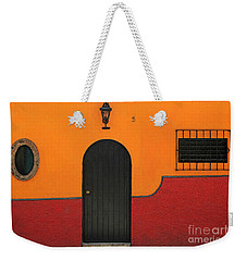 Ajijic Door No.4 Weekender Tote Bag