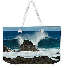 Akahanga Wave 2 Weekender Tote Bag