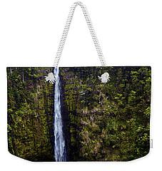Akaka Falls Weekender Tote Bag by Patricia Griffin Brett