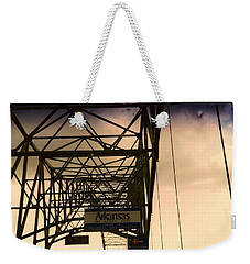 Akansas Here We Come Weekender Tote Bag