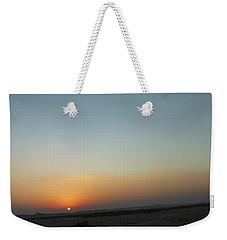 Al Ain Desert 2 Weekender Tote Bag