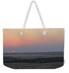 Al Ain Desert 7 Weekender Tote Bag