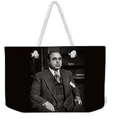 Al Capone - Scarface Weekender Tote Bag