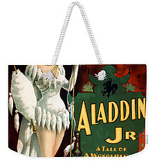 Aladdin Jr Amazon Weekender Tote Bag
