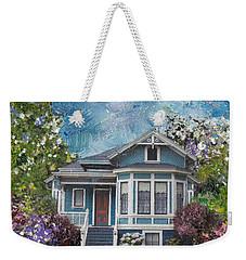 Alameda 1884 - Eastlake Cottage Weekender Tote Bag