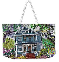 Alameda 1890 Queen Anne Weekender Tote Bag